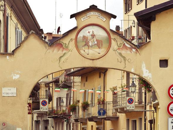 Arco di San Rocco e antiche porte - Borgo San Dalmazzo