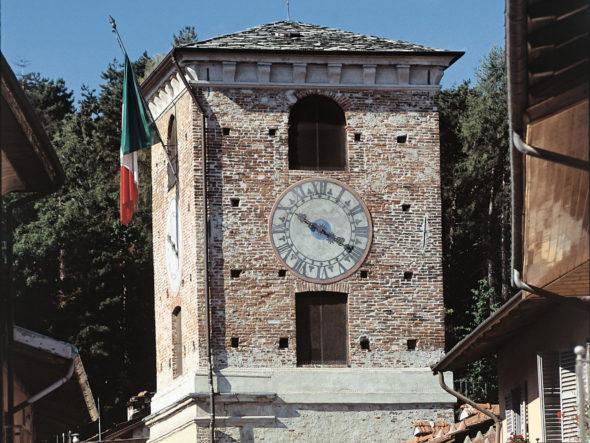 Torre Civica - Borgo San Dalmazzo