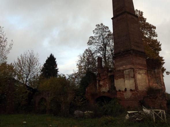 Acheologia industriale - Borgo San Dalmazzo