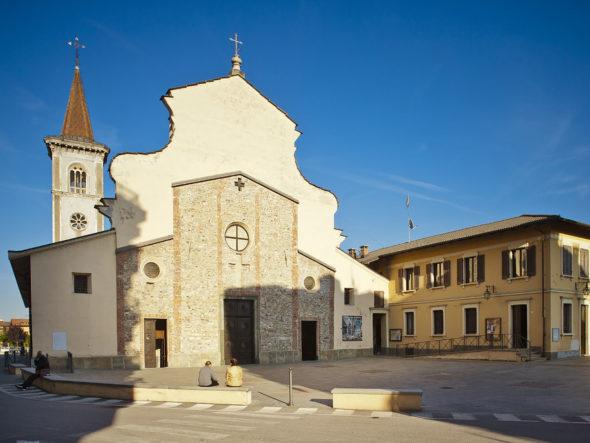 Chiesa Parrocchiale di San Dalmazzo - Borgo San Dalmazzo