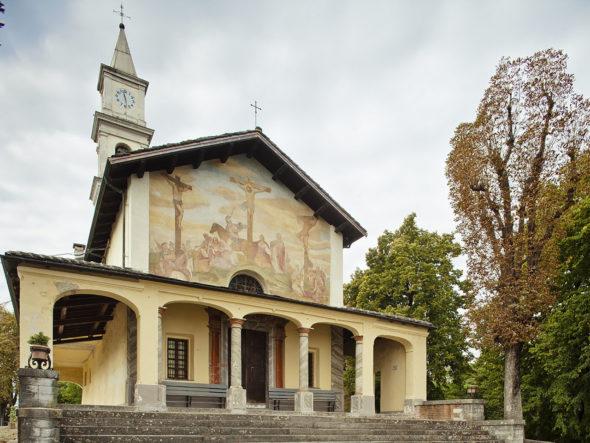 Santuario di Monserrato - Borgo San Dalmazzo