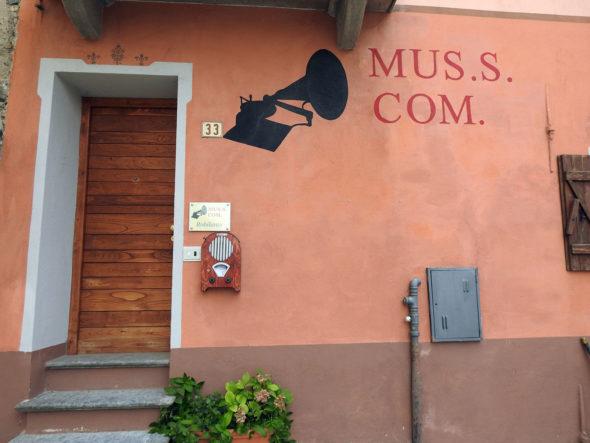 Museo del suono e della comunicazione - Robilante