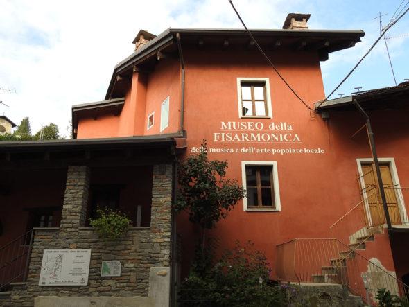 Museo della Fisarmonica - Robilante