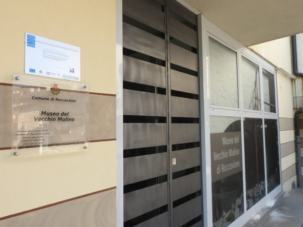 Museo del vecchio mulino - Roccavione