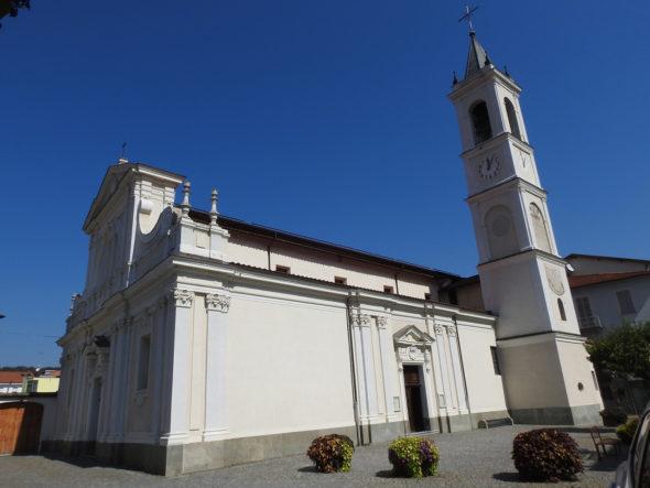 Chiesa Parrocchiale di Santa Maria Vergine - Roccavione