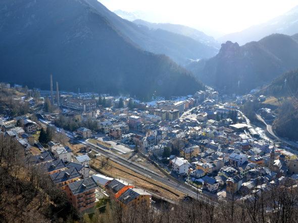 Centro storico di Vernante