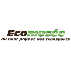 Logo de l'Ecomusée du haut pays et des transports