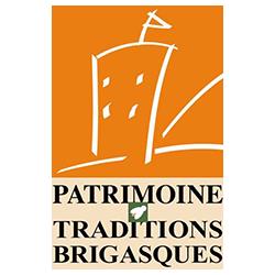 Logo patrimoine et traditions brigasques