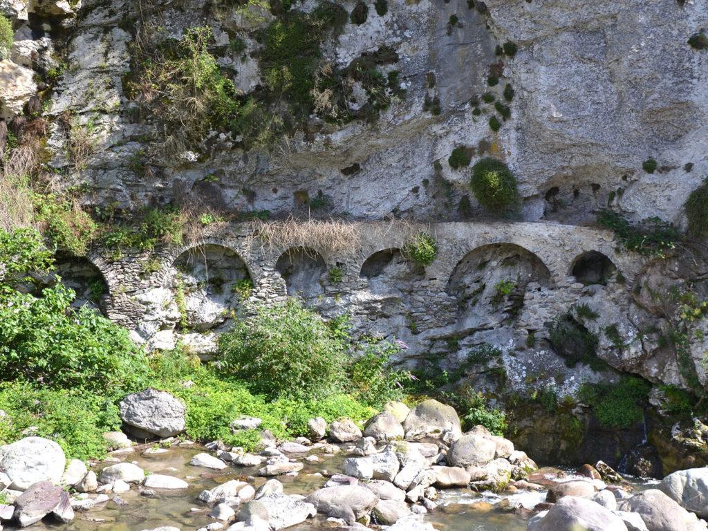 Canaux d'irrigation de Nocé et de la Bendola