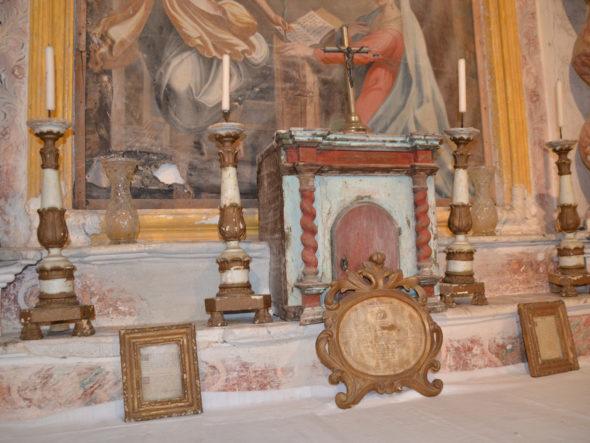 Chapelle de l'Annonciade de Piène-Haute