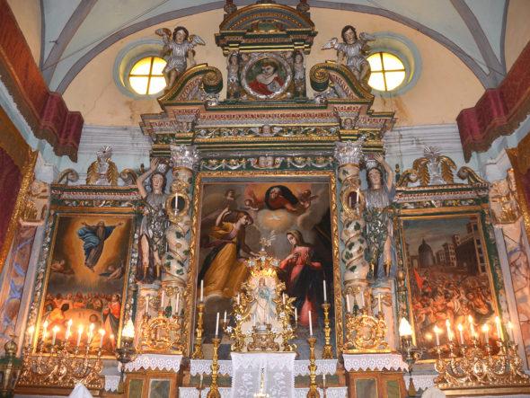 Chapelle des Pénitents blancs, dite de la Sainte-Annonciation et de l'Ascension du Seigneur
