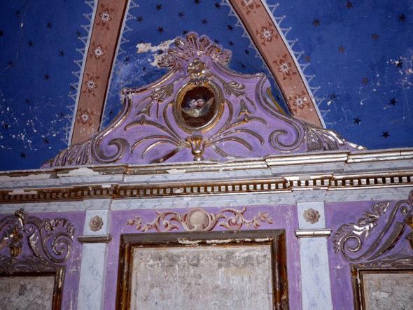 Chapelle des Pénitents rouges, dédiée à Saint-Sébastien