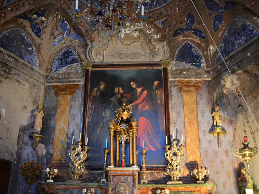 Chapelle Sainte-Elisabeth, des pénitents blancs de Piène-Haute