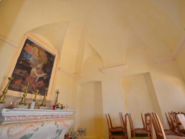 Ensemble de chapelles champêtres des XVIIe et XVIIIe siècles de Breil-sur-Roya
