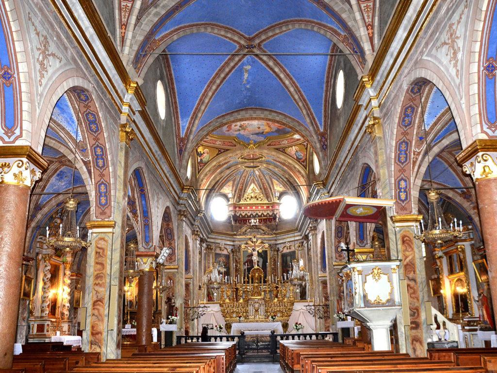 Collégiale Saint-Martin, église paroissiale