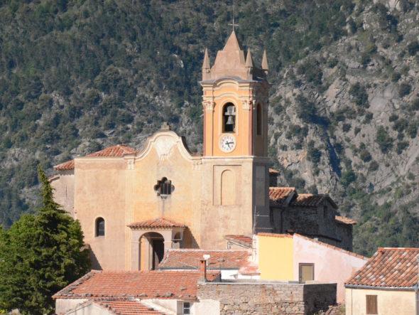 Eglise Saint-Marc de Piène-Haute