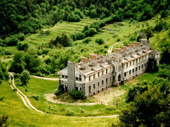 Système de fortifications Maginot à Breil-sur-Roya