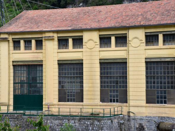 Hydroélectricité à Fontan