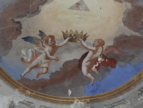 Chapelle de la Madone des Grâces