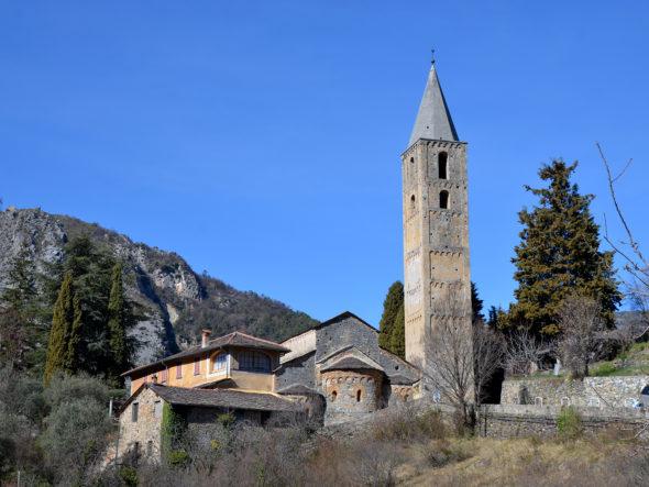 Madone del Poggio, ancien prieuré de Lérins
