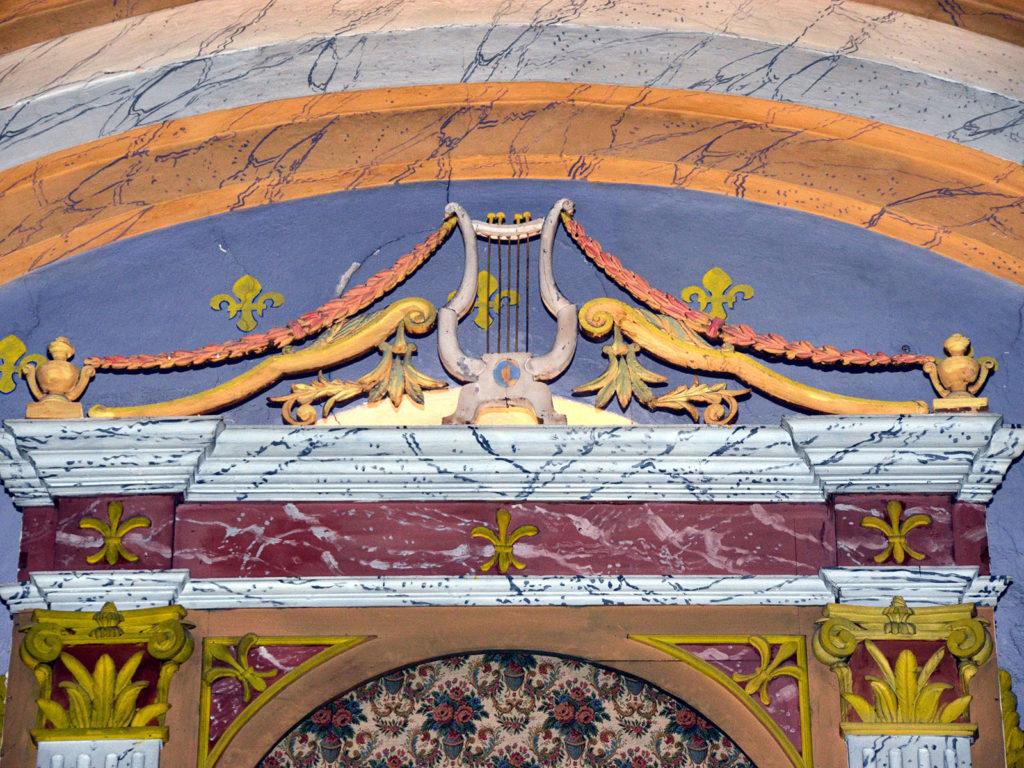 Orgue de l'église Notre-Dame de la Visitation