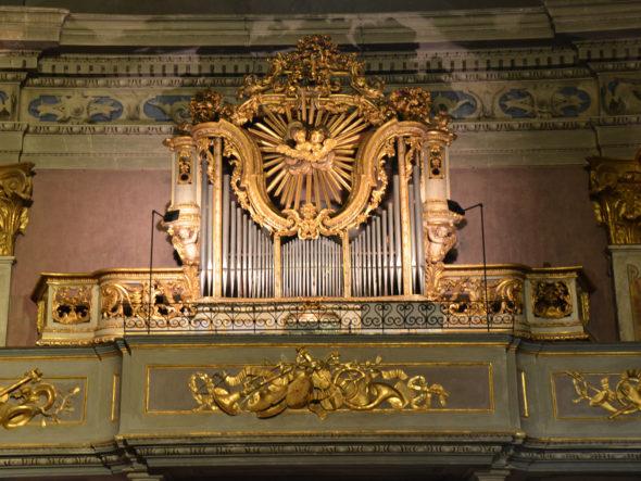 Orgue Concone de l'église Santa-Maria in Albis