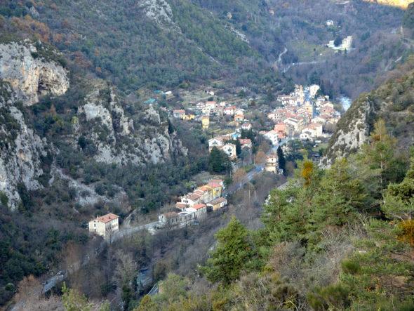 Village de Fontan
